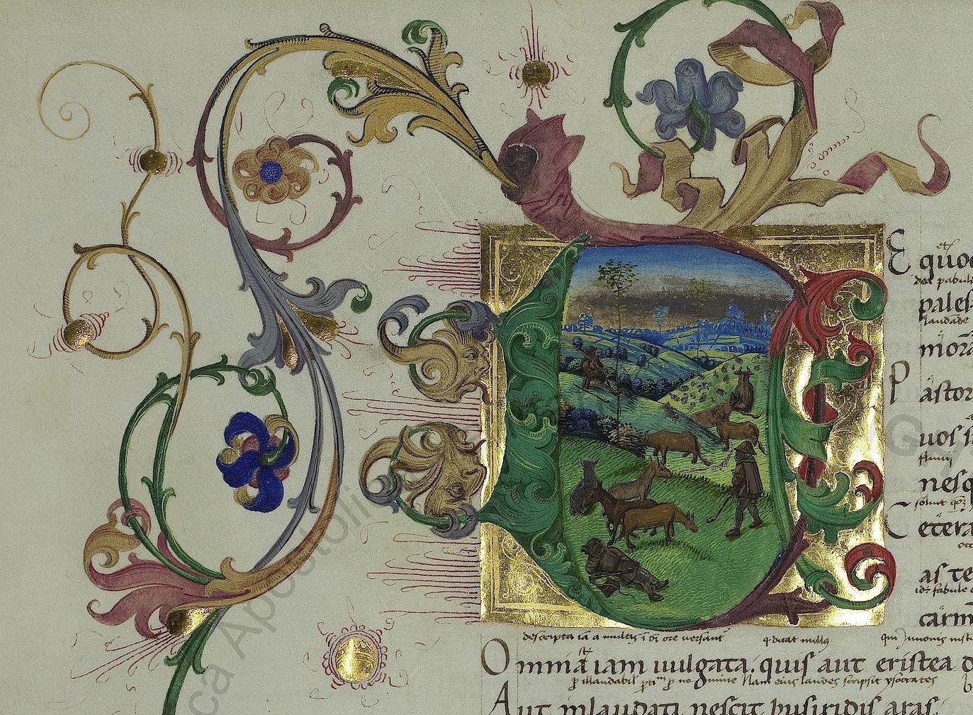 Pal. lat. 1632 Vergilius Maro, Publius