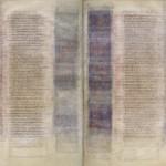 Méjanes, Ms. 166 - Rés Ms 14 (11 folios)