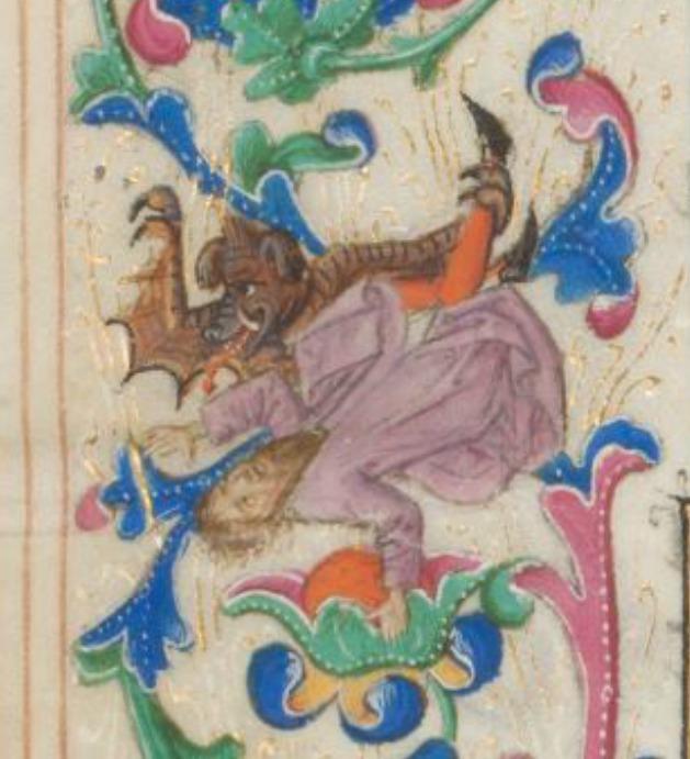 Université de Liège, Ms. W.13, fol. 127v.