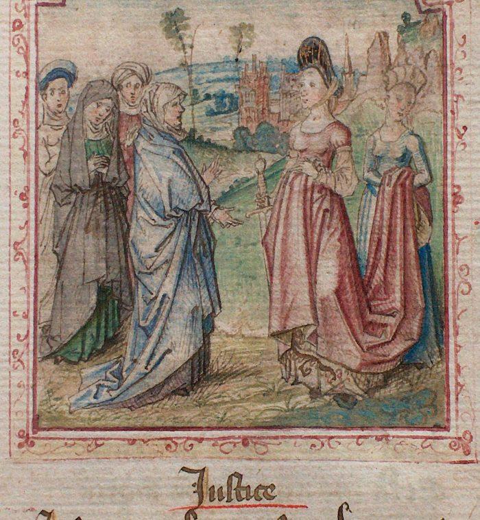 Bibliothèque Municipale d'Arras Ms. 697, fol. 5r