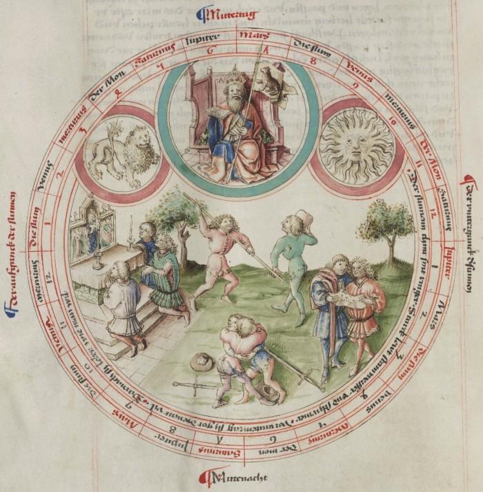 Passauer Calendar