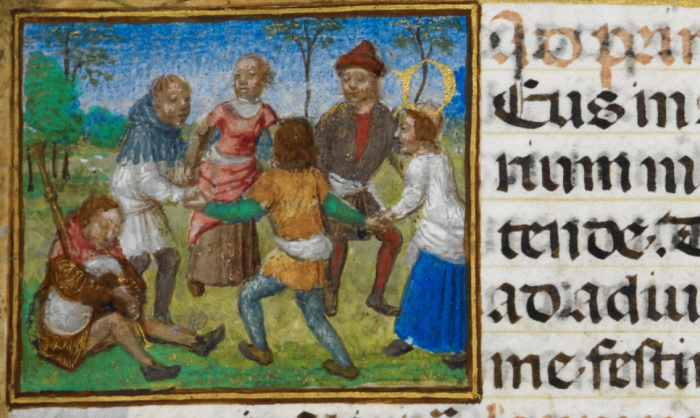 Book of Hours, Use of Rome (The 'Huth Hours')