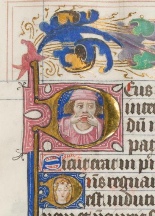 Université de Liège, Ms. W.13, fol. 19r.