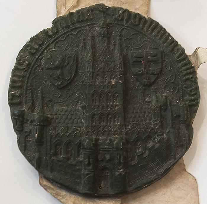 Staatsarchiv - Brugge, pol. oorkonde, 1e reeks, nr. 1186